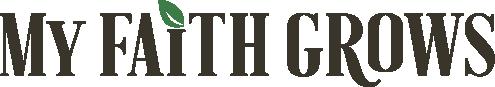 My Faith Grows Logo